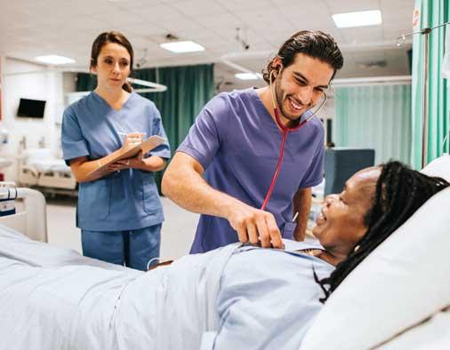 Nursing Assistant Specialist
